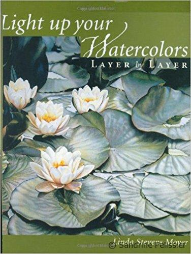 layering watercolors- what do these paintings share in common