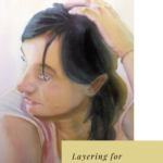 Layering watercolors for portraits