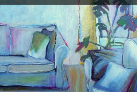 Layering acrylics and pastels by Sandrine Pelissier on ARTiful, painting demos