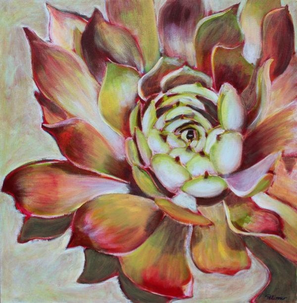 Negative Painting Acrylic