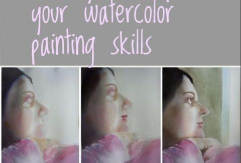 5 ways to improve your watercolor painting skills