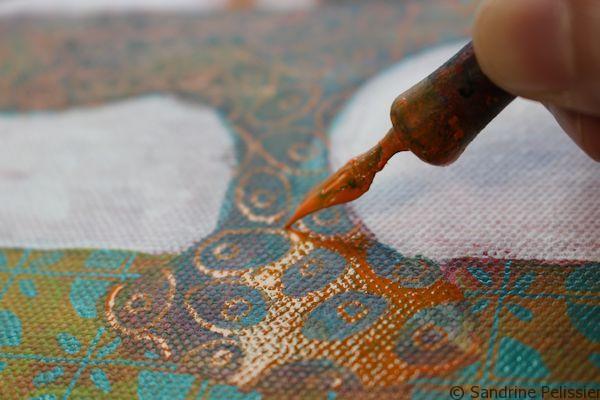 drawing patterns free hand