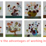What are the advantages of working in series