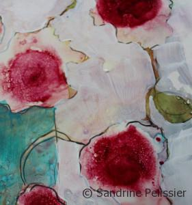 how to paint flowers from imagination