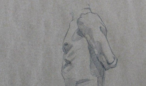 find inspiration in your life drawing class