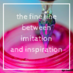 The fine line between inspiration and imitation