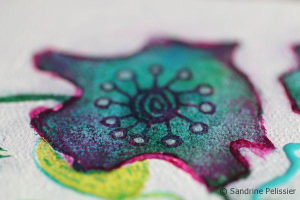 step by step painting tutorial