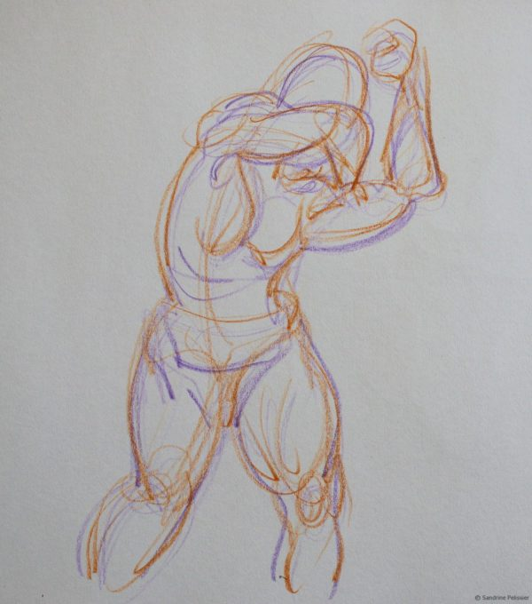 figure drawing exercises