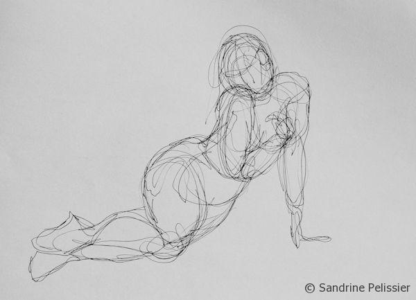 how to do life drawing