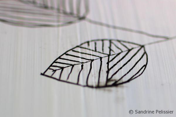 smudge on your sakura pigma micron drawings