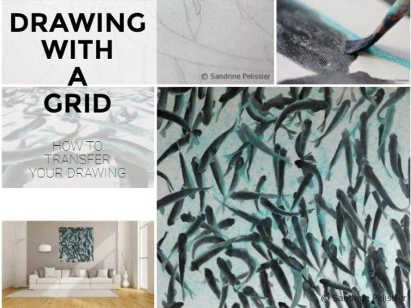 Drawing with a grid