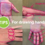 Life drawing challenges: How to draw hands