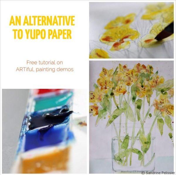 yupo paper substitute