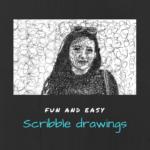 Fun and easy : Scribble drawings