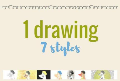 1-drawing-7-versions