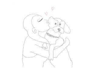 cartoon style drawing