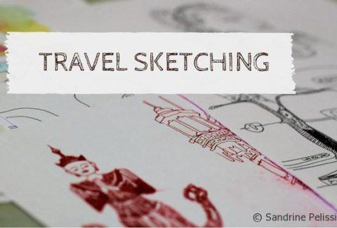 travel sketching 2