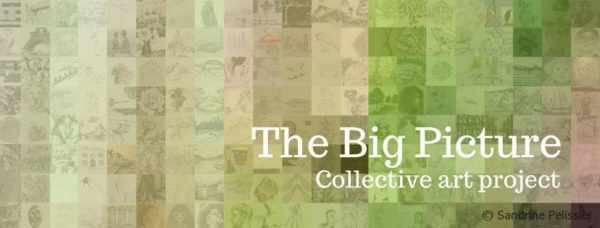 The Big Picture collective art project