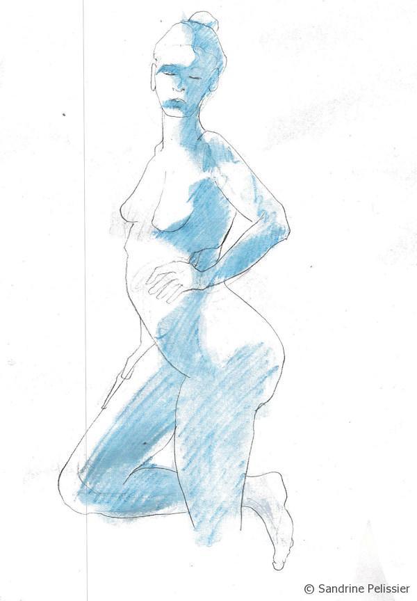 basic gesture drawings