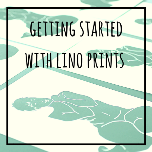 Getting started with Linocut printing