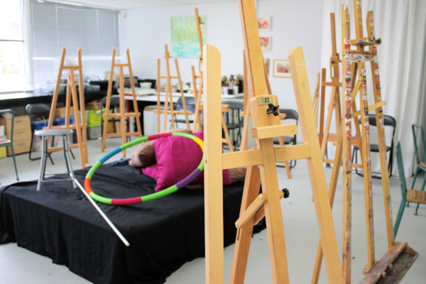 life drawing classes in North Vancouver