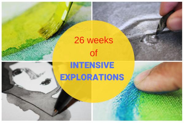 26 weeks of intensive explorations