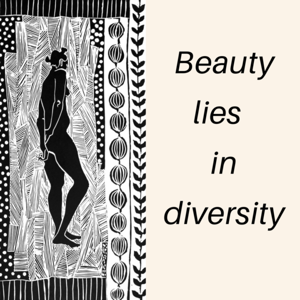 Beauty lies in diversity