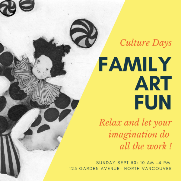 Culture Days are coming up !